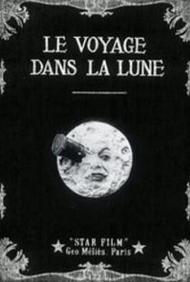 Viagem à Lua - Poster / Capa / Cartaz - Oficial 2
