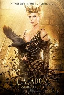 O Caçador e a Rainha do Gelo - Poster / Capa / Cartaz - Oficial 3