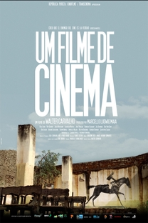 Um Filme de Cinema - Poster / Capa / Cartaz - Oficial 1