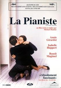 A Professora de Piano - Poster / Capa / Cartaz - Oficial 3