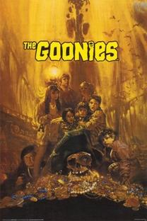 Os Goonies - Poster / Capa / Cartaz - Oficial 5