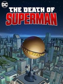 A Morte do Superman - Poster / Capa / Cartaz - Oficial 2
