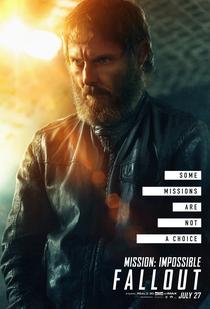 Missão: Impossível - Efeito Fallout - Poster / Capa / Cartaz - Oficial 16