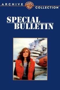 Special Bulletin  - Poster / Capa / Cartaz - Oficial 2