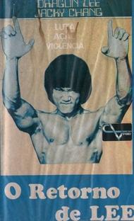 O Retorno de Lee - Poster / Capa / Cartaz - Oficial 1