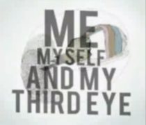 Me, Myself, and My Third Eye: 4 Enlightened Stories for 1 Imperfect God - Poster / Capa / Cartaz - Oficial 1