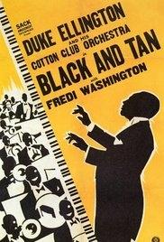 Black and Tan - Poster / Capa / Cartaz - Oficial 1