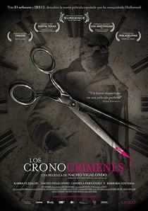 Crimes Temporais - Poster / Capa / Cartaz - Oficial 10