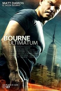 O Ultimato Bourne - Poster / Capa / Cartaz - Oficial 6
