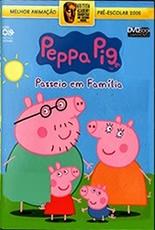 Peppa Pig - Passeio em Família - Poster / Capa / Cartaz - Oficial 1
