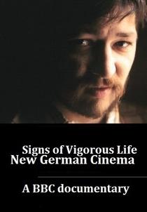 Signs of Vigorous Life in New German Cinema - Poster / Capa / Cartaz - Oficial 1