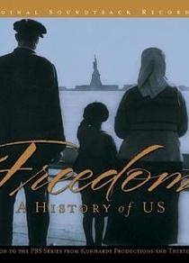 Liberdade: Uma História de Nós - Poster / Capa / Cartaz - Oficial 1