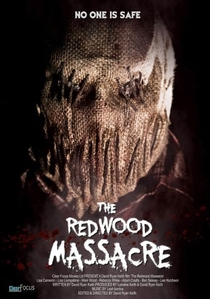 The Redwood Massacre - Poster / Capa / Cartaz - Oficial 1