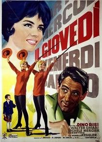 A Quinta-Feira - Poster / Capa / Cartaz - Oficial 1
