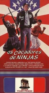 Os Caçadores de Ninjas - Poster / Capa / Cartaz - Oficial 2