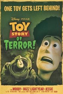 Toy Story de Terror - Poster / Capa / Cartaz - Oficial 1