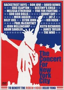 O Concerto Para Nova York - Poster / Capa / Cartaz - Oficial 1