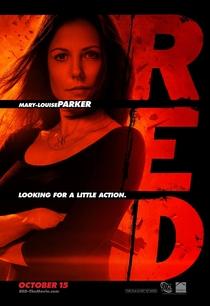 Red - Aposentados e Perigosos - Poster / Capa / Cartaz - Oficial 6