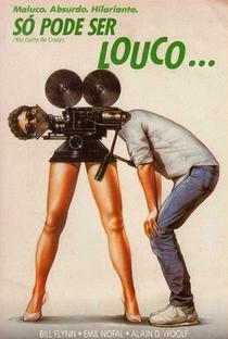 Só Pode Ser Louco... - Poster / Capa / Cartaz - Oficial 1