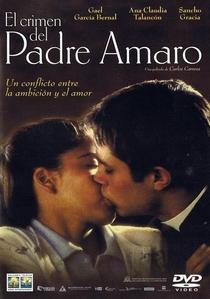 O Crime do Padre Amaro - Poster / Capa / Cartaz - Oficial 6