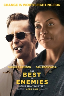 The Best Of Enemies - Poster / Capa / Cartaz - Oficial 2