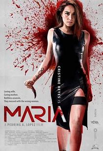 A Vingança de Maria - Poster / Capa / Cartaz - Oficial 1