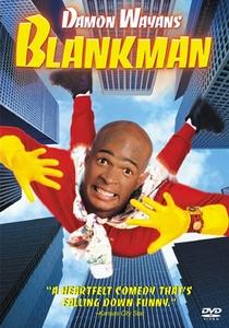 Blankman - Um Super-Herói Muito Atrapalhado - Poster / Capa / Cartaz - Oficial 1
