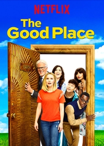 The Good Place (3ª Temporada) - Poster / Capa / Cartaz - Oficial 3