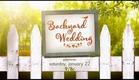 EXCLUSIVE - Backyard Wedding - Hallmark Channel Original Movie - Promo