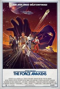 Star Wars, Episódio VII: O Despertar da Força - Poster / Capa / Cartaz - Oficial 26