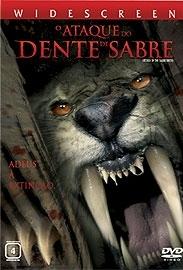 O Ataque do Dente de Sabre - Poster / Capa / Cartaz - Oficial 1