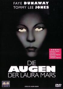 Os Olhos de Laura Mars - Poster / Capa / Cartaz - Oficial 12