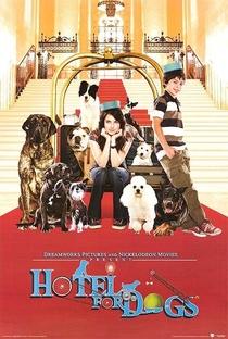 Um Hotel Bom Pra Cachorro - Poster / Capa / Cartaz - Oficial 3