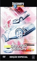 Driving Design - Discovery Channel  - Poster / Capa / Cartaz - Oficial 1