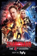 Sharknado: Corra Para o 4º (Sharknado: The 4th Awakens)