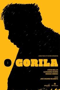 O Gorila - Poster / Capa / Cartaz - Oficial 1