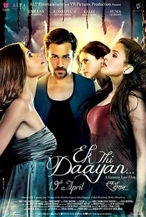 Ek Thi Daayan - Poster / Capa / Cartaz - Oficial 2