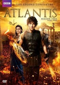 Atlântida (2ª Temporada) - Poster / Capa / Cartaz - Oficial 1