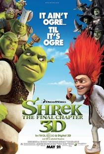 Shrek Para Sempre  - Poster / Capa / Cartaz - Oficial 5