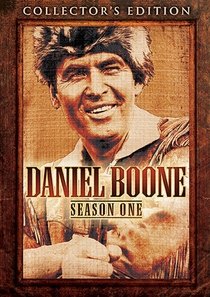 Daniel Boone - 1ª Temporada - Poster / Capa / Cartaz - Oficial 2