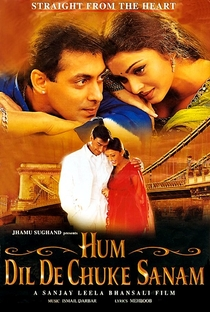Hum Dil De Chuke Sanam - Poster / Capa / Cartaz - Oficial 1