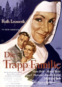 A Família Trapp - Poster / Capa / Cartaz - Oficial 1