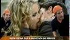 Legendários 02/07/2011-  Vale a Pena Ver Direito Beijo Tecnico - Novela Rebelde