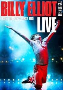 Billy Elliot o Musical Live - Poster / Capa / Cartaz - Oficial 1