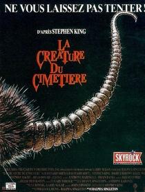 A Criatura do Cemitério - Poster / Capa / Cartaz - Oficial 4