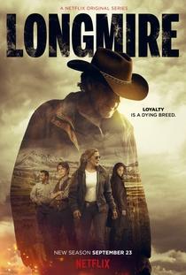 Longmire: O Xerife (5ª Temporada) - Poster / Capa / Cartaz - Oficial 1