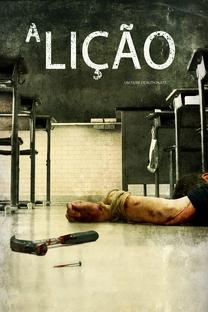 A Lição - Poster / Capa / Cartaz - Oficial 3