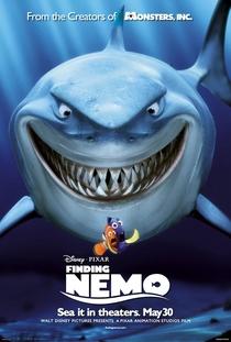 Procurando Nemo - Poster / Capa / Cartaz - Oficial 6