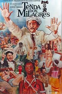 Tenda dos Milagres - Poster / Capa / Cartaz - Oficial 1