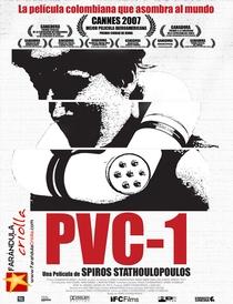 PVC-1 - Poster / Capa / Cartaz - Oficial 1